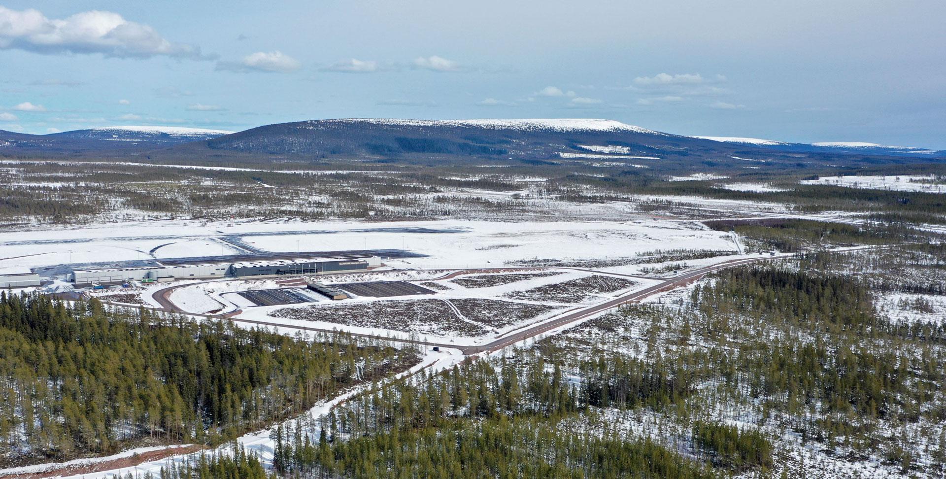 Vy Scandinavian Mountains Airport